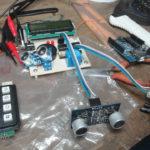 Sensor Jarak dengan Ultrasonic