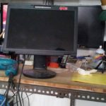 Modifikasi LCD Laptop ke LCD Komputer