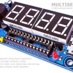 Membuat Thermometer Digital – Multisegment