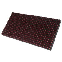 led matrix p10 merah
