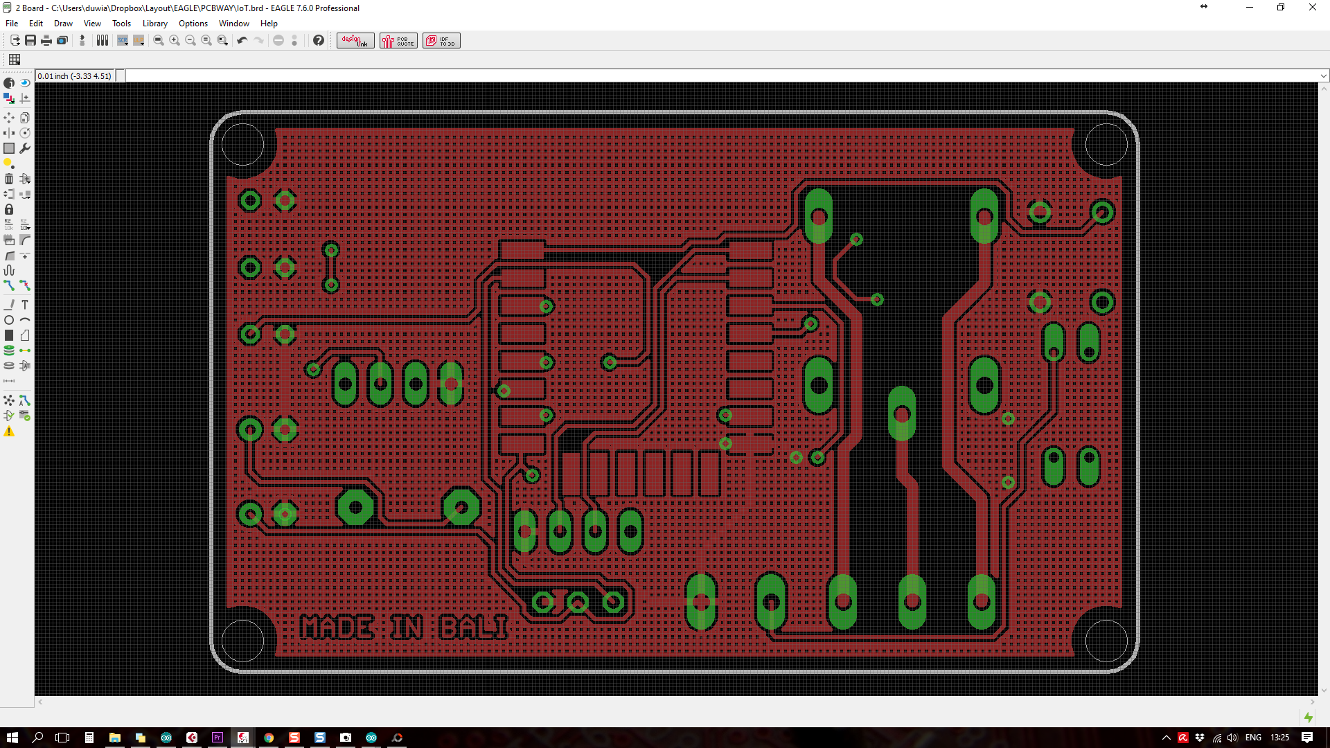Project IoT ESP8266 ESP12E • Duwi Arsana